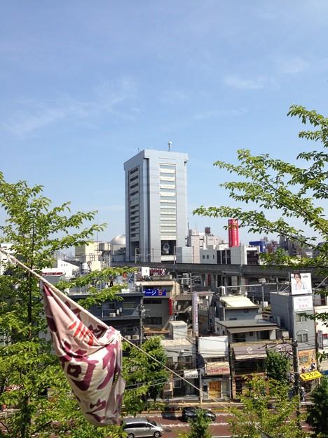13.06.09.旧渋沢庭園/飛鳥山公園(東京都北区)北とぴあ
