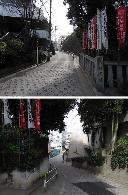 12.04.10.王子稲荷の坂(東京都北区)