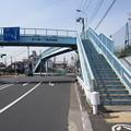 Photos: 12.04.10.中十条一丁目歩道橋(北区中十条)