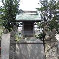 Photos: 稲付村 ・普門院(北区西赤羽)陀枳尼天