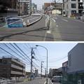 Photos: 稲付一里塚推定地(北区西赤羽)