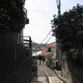 稲付城/静観寺(北区西赤羽)より南西