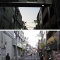 Photos: 11.01.31.旧中山道 板橋宿平尾追分(板橋区板橋)