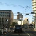 Photos: 11.01.31.加賀藩下屋敷跡内(板橋区加賀)板橋加賀二丁目交差点