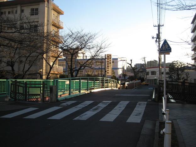 御成橋北詰(板橋区加賀)