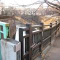 御成橋(板橋区加賀)より西