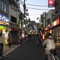 Photos: 11.01.31.板橋中宿(板橋区)旧中山道仲宿交差点