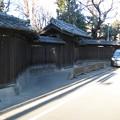 Photos: 11.01.31.南蔵院(板橋区蓮沼町)境外南