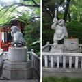 Photos: 武蔵野稲荷神社(練馬区栄町)手水舎
