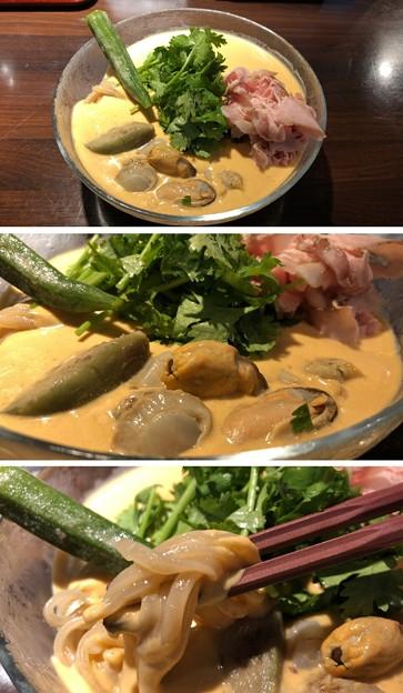 九十九里煮干つけ麺 志奈田(外神田)