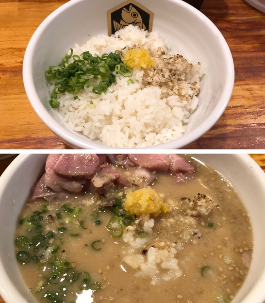 真鯛らーめん麺魚(墨田区江東橋)