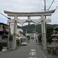 枚岡神社(東大阪市)一の鳥居