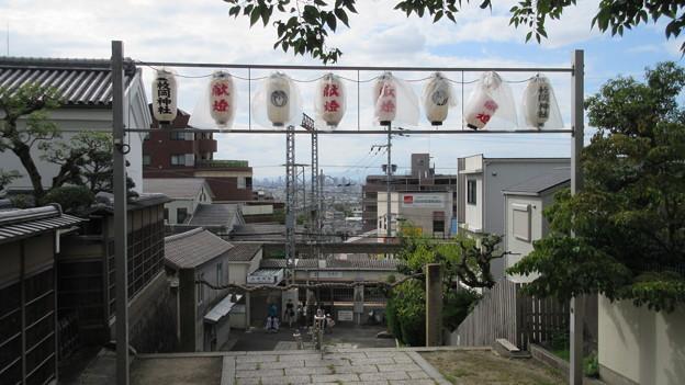 枚岡神社(東大阪市)枚岡駅