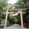 枚岡神社(東大阪市)二の鳥居