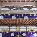 枚岡神社(東大阪市)拝殿