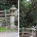 枚岡神社(東大阪市)白水井 ・天神地祇社