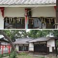若江鏡神社(東大阪市)塚本稲荷大明神