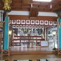 若江鏡神社(東大阪市)拝殿 ・本殿