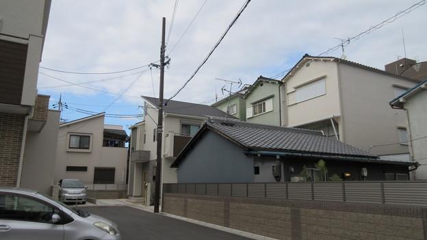 木村重成像跡(東大阪市)