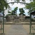 木村重成墓(東大阪市営 幸第1公園)
