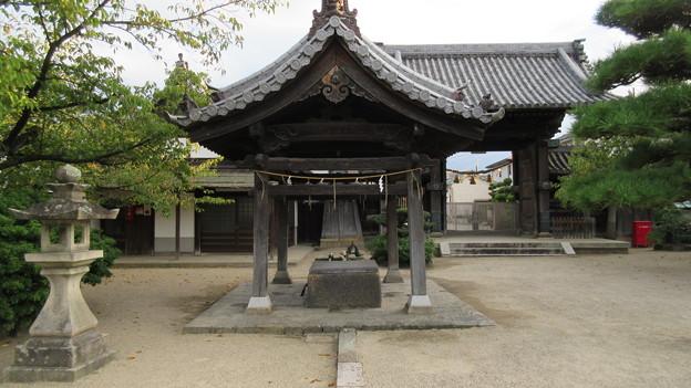 誉田八幡宮(羽曳野市)手水舎