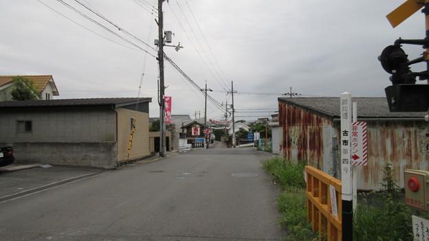 高屋城跡 不動坂口(羽曳野市)東高野街道