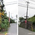 Photos: 高屋城跡 不動坂口(羽曳野市)東高野街道