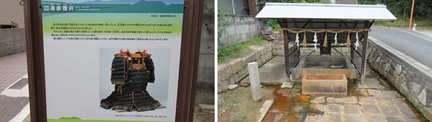 壺井八幡宮(羽曳野市)壺井水