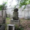 Photos: 通法寺跡(羽曳野市)大僧正 隆光墓