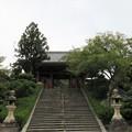 Photos: 叡福寺(南河内郡太子町)南大門