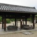 叡福寺(南河内郡太子町)手水舎