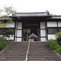 Photos: 叡福寺(南河内郡太子町)二天門