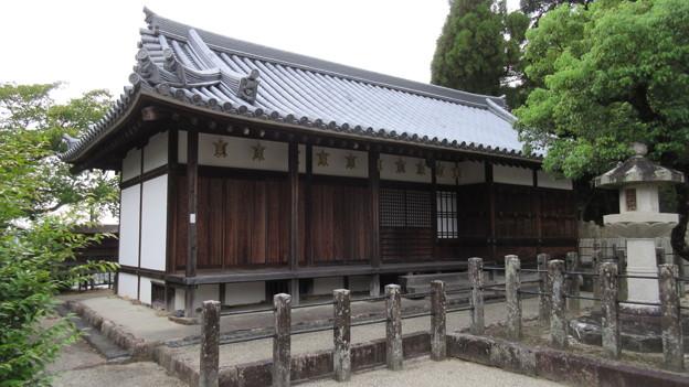 Photos: 叡福寺(南河内郡太子町)上の御堂