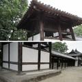 叡福寺(南河内郡太子町)鐘楼