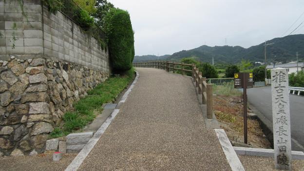 推古天皇陵(南河内郡太子町)