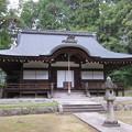 Photos: 弘川寺(南河内郡河南町)本堂