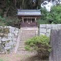 Photos: 弘川寺(南河内郡河南町)鎮守堂