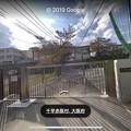 Photos: 下赤坂城(南河内郡千早赤阪村)GoogleMap千早赤阪中学校