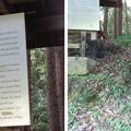 Photos: 上赤坂城(南河内郡千早赤阪村)一の木戸