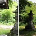 Photos: 千早城四郭(南河内郡千早赤阪村)千早神社