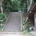 Photos: 千早城三郭(南河内郡千早赤阪村)千早神社