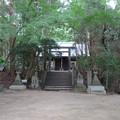 Photos: 千早城二郭(南河内郡千早赤阪村)千早神社