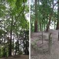Photos: 千早城本郭(南河内郡千早赤阪村)千早神社