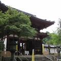 金剛寺(河内長野市)楼門