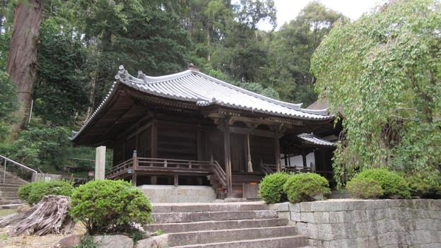 金剛寺(河内長野市)薬師堂