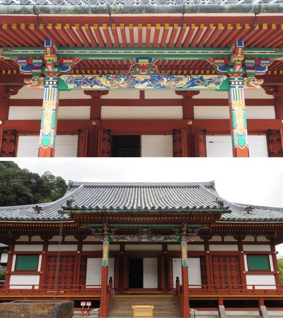 金剛寺(河内長野市)金堂