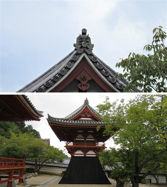 金剛寺(河内長野市)鐘楼