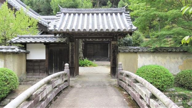 金剛寺(河内長野市)禅之橋・無量寿院