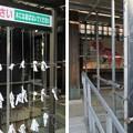 感田神社(貝塚市)拝殿狛犬