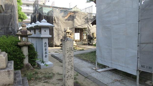 感田神社(貝塚市)七之社